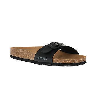 Grunland Black 70 Sara Shoes