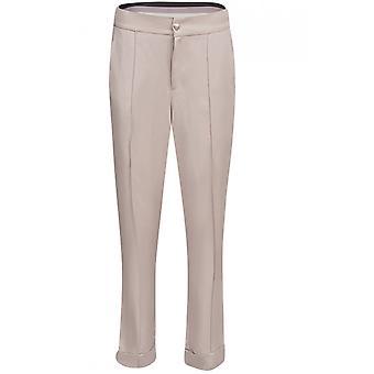 Myrine Antwerp Beige Trousers