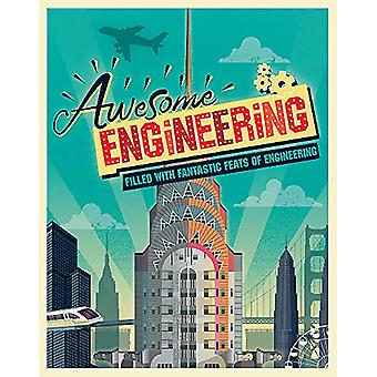 Awesome Engineering by Sally Spray - 9781445165752 Book