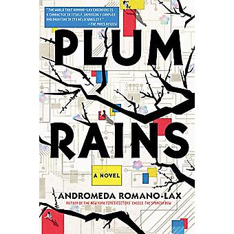 Plum Rains by Andromeda Romano-Lax - 9781641290258 Book