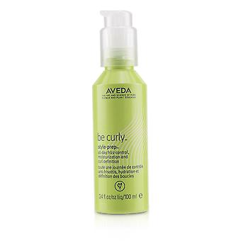 Be curly style prep 100ml/3.4oz