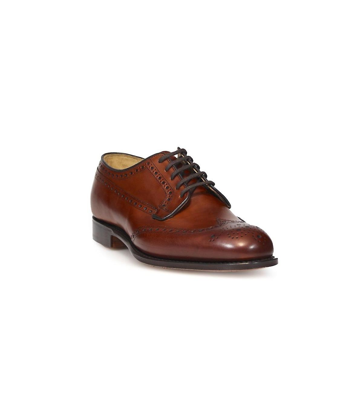 CHURCH-apos;S OUTWOOD 450 NEVADA WALNUT LACE UP