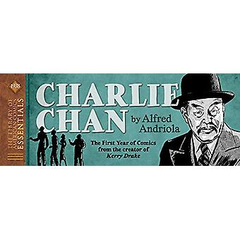 LOAC Essentials Volume 13 - Charlie Chan - 1938 by Alfred Andriola - 9