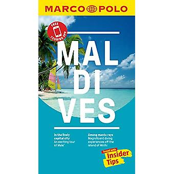 Maldives Marco Polo Pocket Travel Guide - with pull out map by Marco