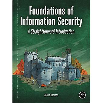 Foundations Of Information Security - A Straightforward Introduction b
