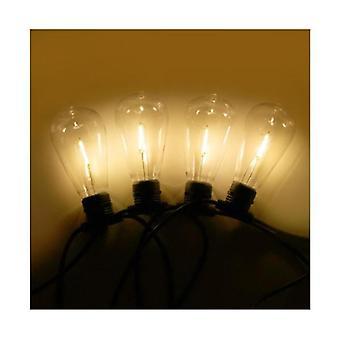 23M Led Festoon String Lights 20 Glühbirnen Kits St64