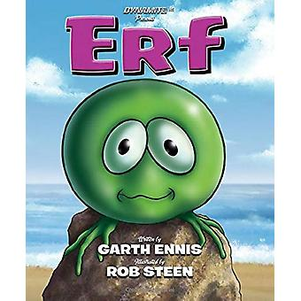 ERF by Garth Ennis - 9781524112219 Book