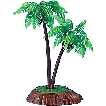 Palm Tree Table Decoration 6 In