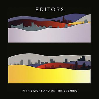 Editors - In This Light & on This Evening [CD] USA import