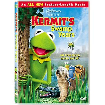 Kermit's Swamp Years [DVD] USA import