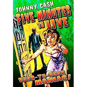 5 Minuten zum Live [DVD] USA import