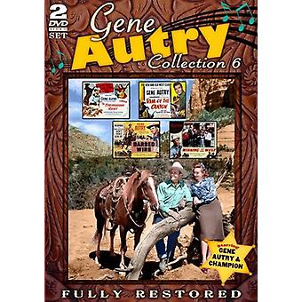 Gene Autry: Movie Collection 6 [DVD] USA import