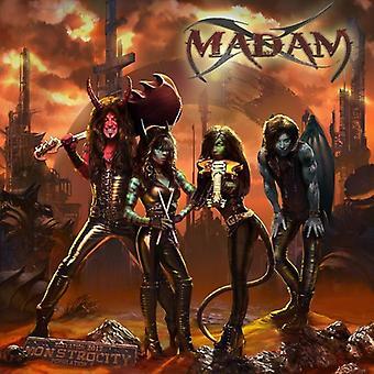 Madam X - Monstrocity [CD] USA import