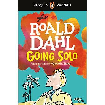 Penguin Readers Level 4 Going Solo ELT par Dahl & Roald