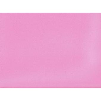Folha de feltro acrílico rosa A4 de 23x29,5cm para artesanato