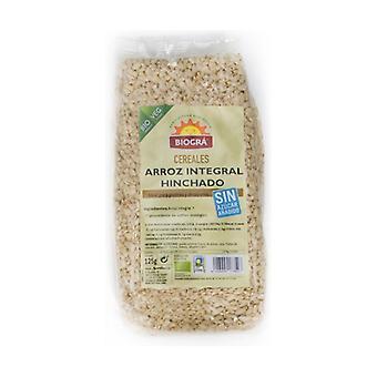 Gepofte bruine suikervrije rijst 125 g