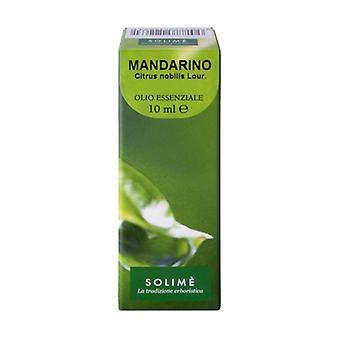 Mandarin essential oil 10 ml of oil