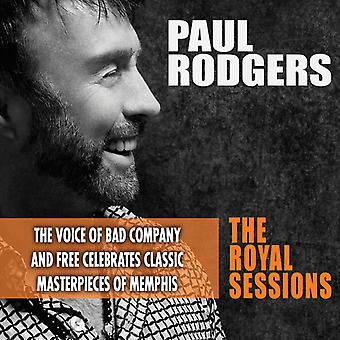 Paul Rodgers - Royal Sessions [CD] USA import