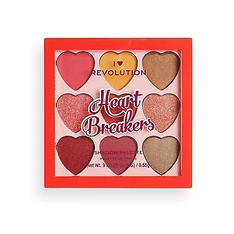 Makeup Revolution Heart Breakers - Courage