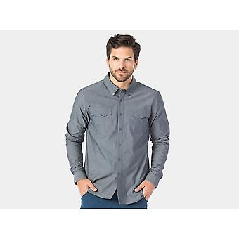 Bontrager Jersey - Adventure Cycling Chambray Shirt