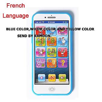 Russian English French Arabic Language Alphabet Simulation- Musical Mobile Smart Phone Early Learning Educational Toys