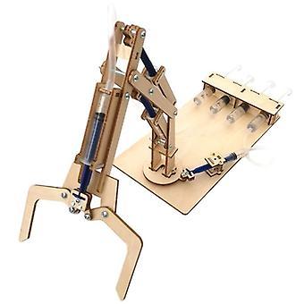 הידראוליים מכני זרוע מודלים & בניין הבנים