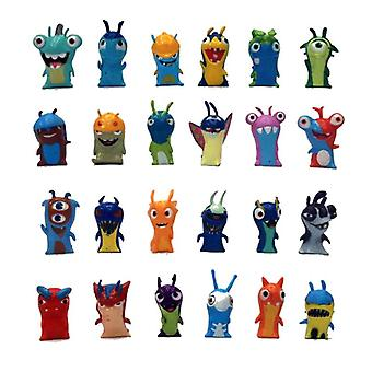Cartoon Anime - Slugterra Pvc Model Home Decoratie
