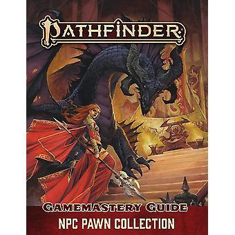 Pathfinder Gamemastery Guide NPC pion collectie