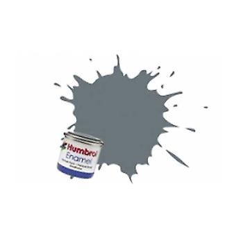 Humbrol Enamel Paint 14ML No 164 Dark Sea Grey - Satin