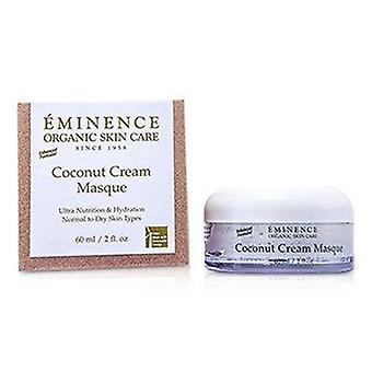 Coconut Cream Masque - For Normal to Dry Skin 60ml or 2oz