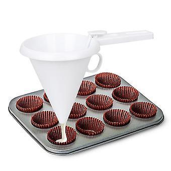 Dessert Schokolade Trichter Kuchen Dekoration Backwerkzeug