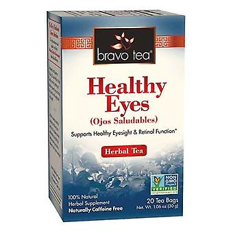 Bravo Tea & Herbs Healthy Eyes Tea, 20 bags
