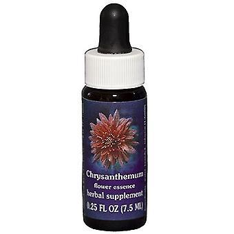 Flower Essence Services Chrysanthemum Dropper, 0.25 oz