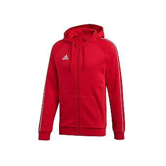 Adidas Core 18 FZ Hoodie FT8071 football all year men sweatshirts