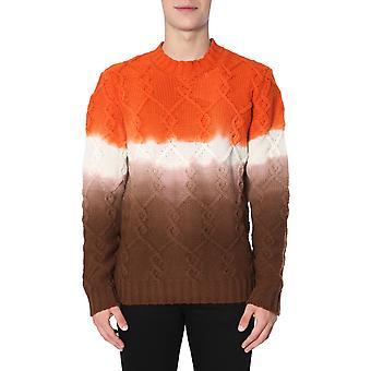 Ballantyne N2p0133w01394396 Men's Multicolor Wool Sweater