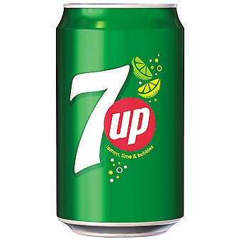 7up La can 330ml x 24