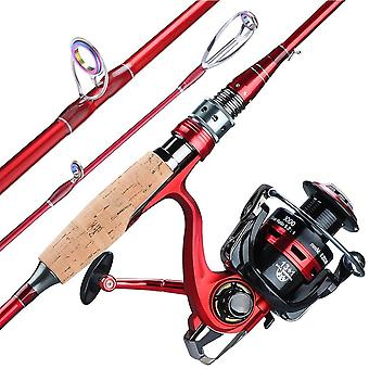 Spining Fishing Reel And Rod Combo