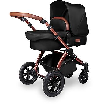 Ickle Bubba Stomp v4 SE All In One Travel System Galaxy & Isofix Base