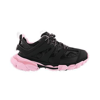 Balenciaga Fabric Sneaker Rubber Sole Black 542436W3AC11050 shoe