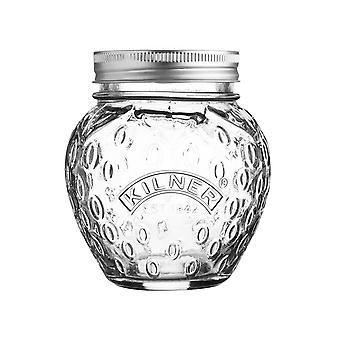 Kilner Fruit Preserve Jar Strawberry 0.4L 0025.582