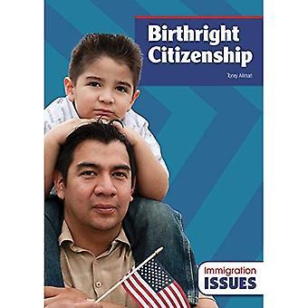 Syntymäoikeuden kansalaisuus