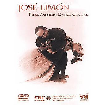 Three Ballets-Moor's Pavane/Traitor/Emperor Jones [DVD] USA import
