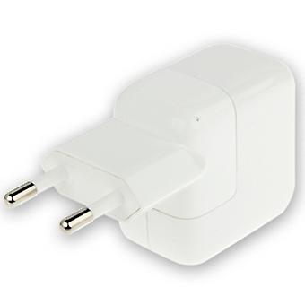 5V 2A High Quality EU Plug USB Charger Adapter, For iPad, iPhone, Galaxy, Huawei, Xiaomi, LG, HTC and Other Smart Phones, Rechargeable Devices(White)