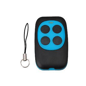 250-868 MHZ Blue Fixed Code Copy Remote Control Key Fod per Rolling Gate