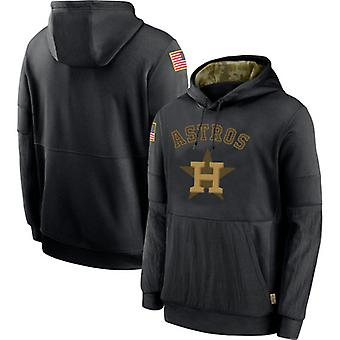 Houston Astros Pullover Hoodie Swearshirt Tops 3WY095