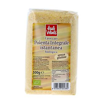 Flour for instant wholemeal polenta 500 g