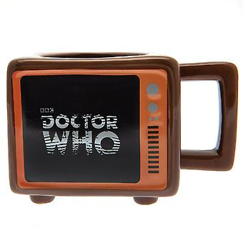 Doctor Who Heat Changing Mug