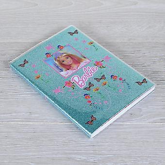 Barbie Küçük Prenses A5 Notebook