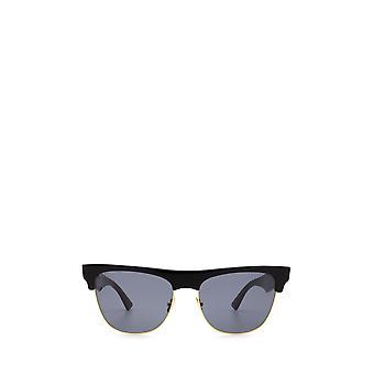 Bottega Veneta BV1003S óculos escuros unissex pretos