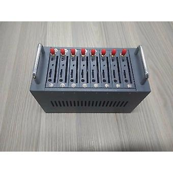 Multi Sim 8 Port Gsm Modem Pool For Bulk Sms Sending And Receiving